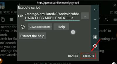 تهكير لعبة pubg mobile للاندرويد ببرنامج GameGuardian