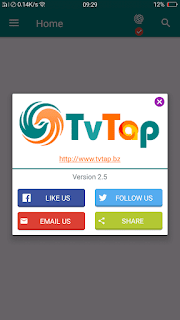 TV Tap - screenshot 3