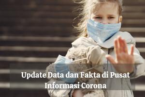 Update Data dan Fakta di Pusat Informasi Corona
