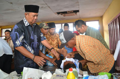 Pemprov Lampung Gelar Sunatan Massal