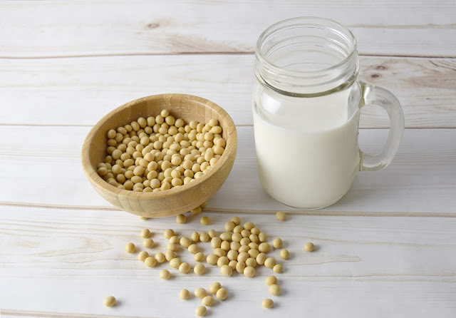 Benefits of soy milk for expectant mothers, side effects and safety limits consumption