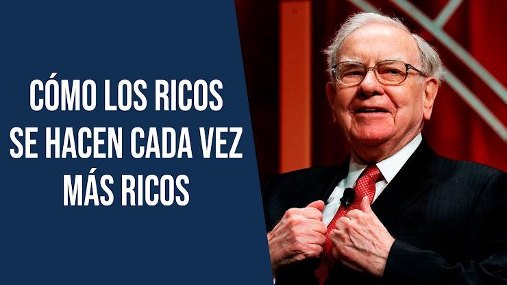 El Poder del Interés Compuesto - Cómo los ricos se hacen cada vez mas ricos