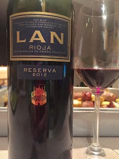 2012 Bodegas LAN Rioja Reserva