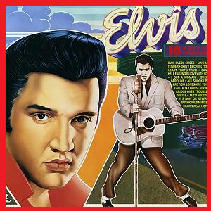 CD CD 10 Anos de Saudades – Elvis Presley (1987)