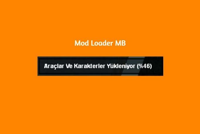 MTA SA Mod Loader - MB Loader Sistemi
