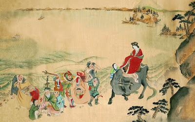 Легенды о появлении шелка в Китае