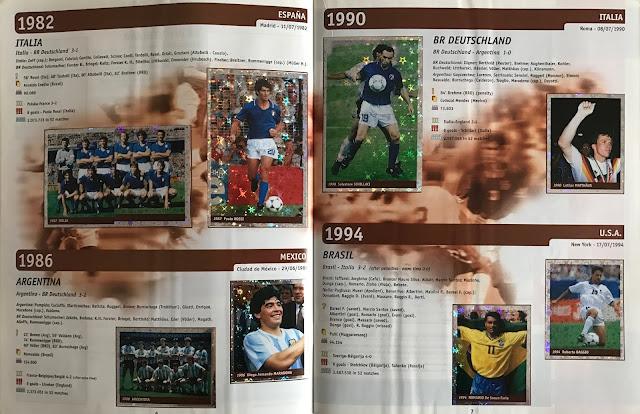 Sezione Storica Album DS Francia 98
