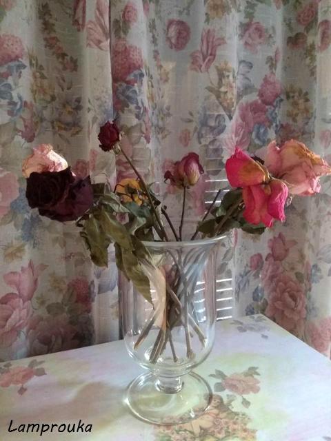 Πως να φτιάξεις μια βάση για τα λουλούδια του ανθοδοχείου.