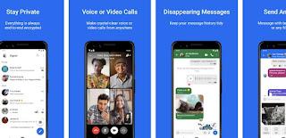 kelebihan aplikasi chat signal