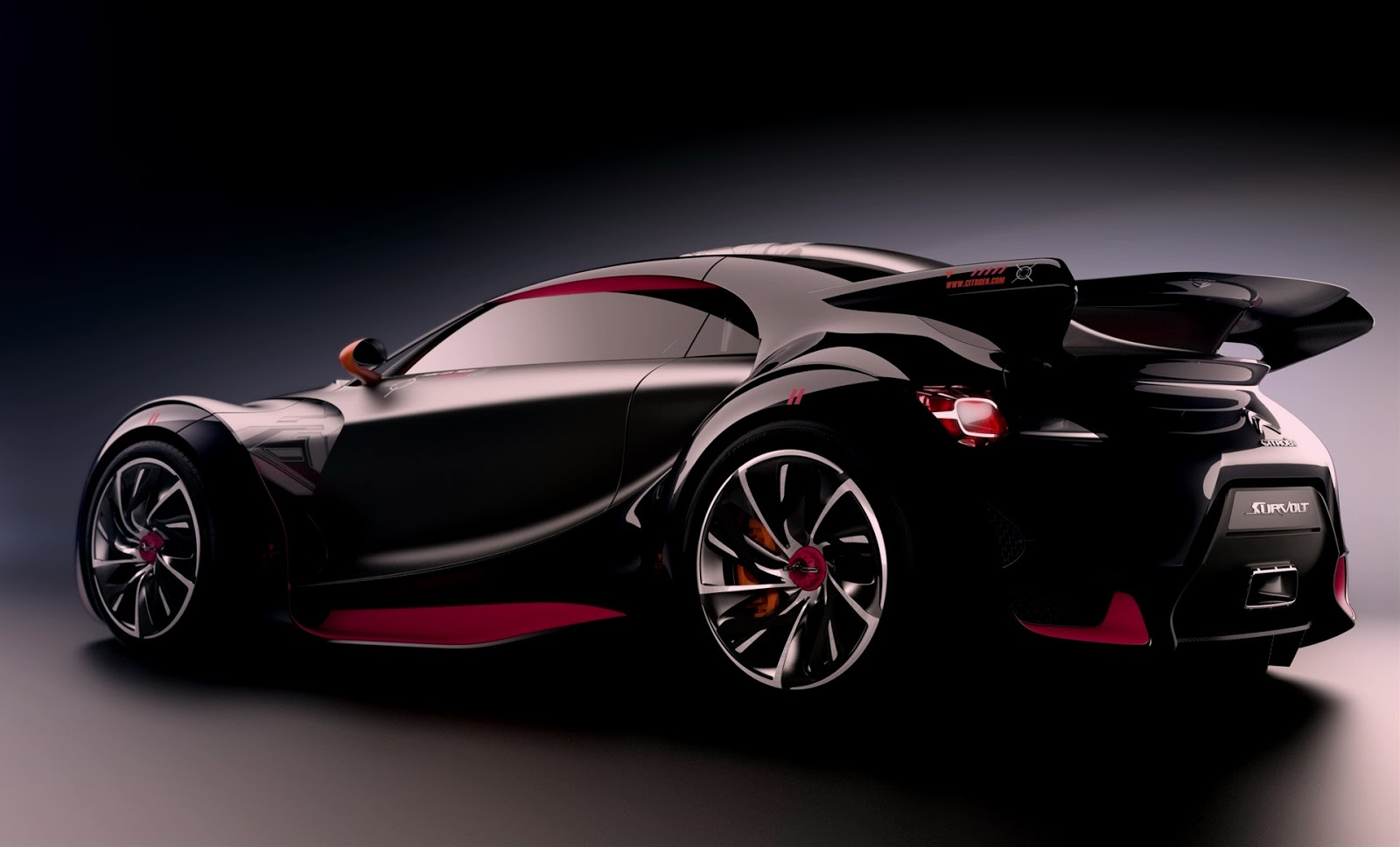 Hd Wallpaper Stock Amazing Concept Cars Wallpapers