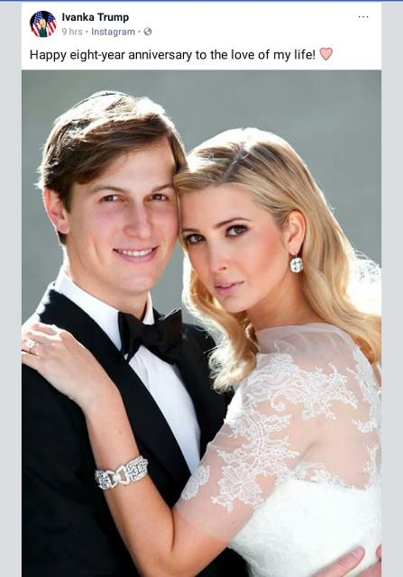 Ivanka-Trump-and-her-husband-celebrates-8th-wedding-anniversary