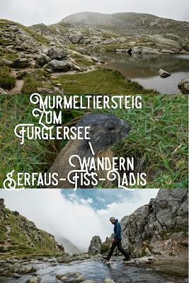 Murmeltiersteig zum Furglersee | Wandern Serfaus-Fiss-Ladis | Wanderung-Tirol | Österreich 20
