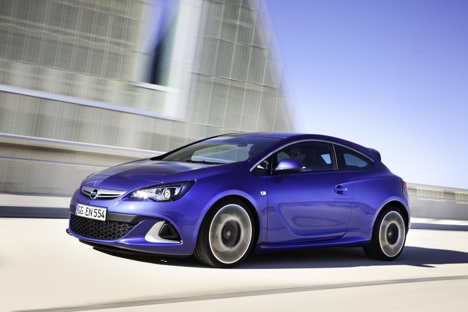 Riwal888 - Blog: New Opel Astra J OPC