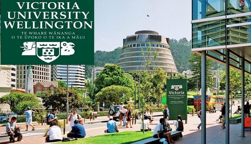 Fuji Xerox Masters Scholarship at Victoria University of Wellington