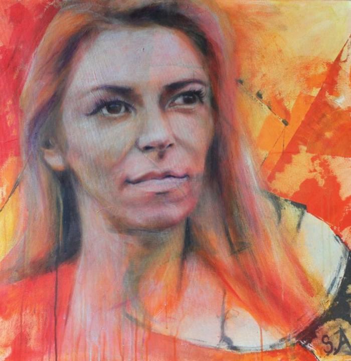 Характер человека. Simone Ari