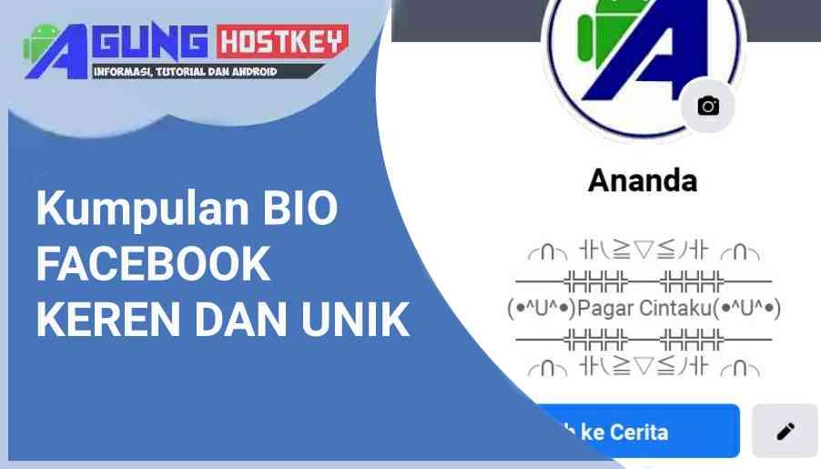 Kumpulan Bio Facebook Keren Kekinian Dan Unik Terlengkap Agung Hostkey