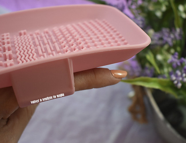 Limpiador de Brochas de Silicona