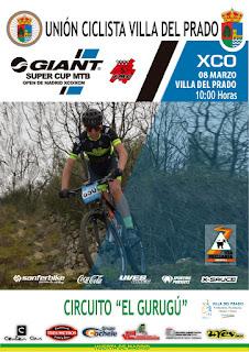 Ciclismo XCO Villa del Prado