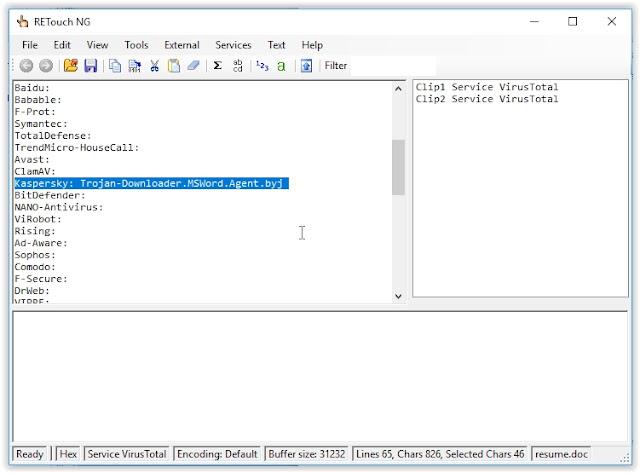 Windows Developer Blog: Revealing Password Protected VBA Macro Code
