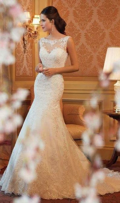 Choosing the Perfect Lace Wedding Dress For Your Wedding