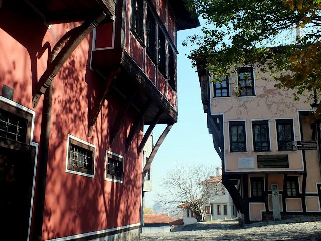 casas del renacimiento búlgaro