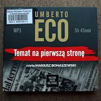 Numero Zero Umberto Eco