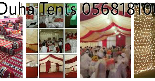 wedding tent rental packages +971568181007