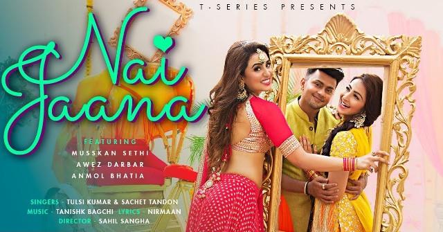 Nai Jaana Lyrics - Tulsi Kumar, Sachet Tandon