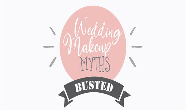 Wedding Makeup Myths Busted