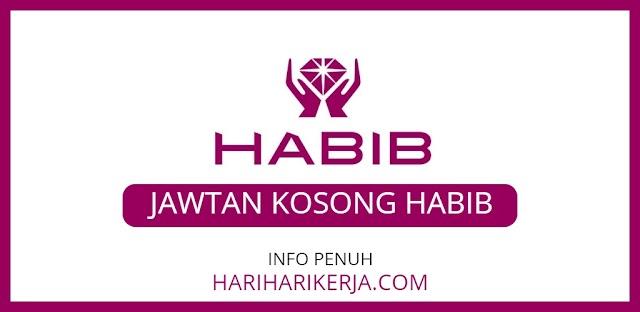 JAWATAN KOSONG HABIB