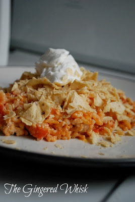 Mexican Casserole - The Gingered Whisk