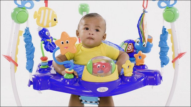 ef7bc356f831 Daily Tools  Baby Einstein Neptune s Ocean Discovery Jumper UK