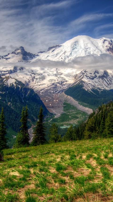 Đỉnh ngọn núi