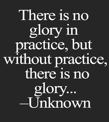 Motivational Practice Quotes