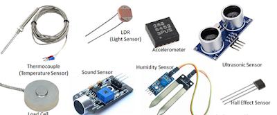 Jenis-jenis Sistem Sensor