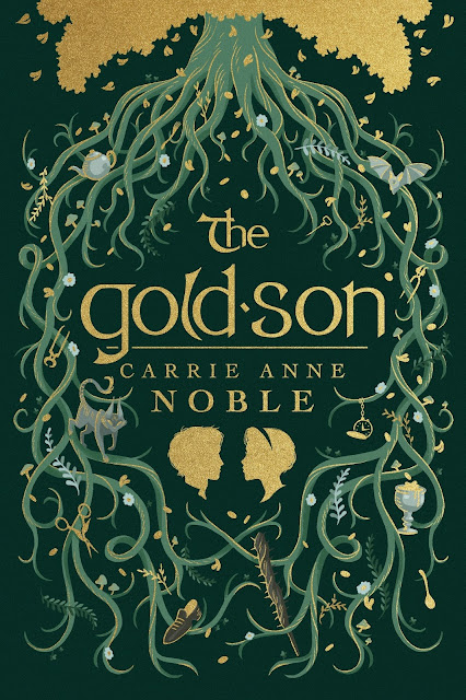Beautiful 2017 Book Cover Designs The Gold Son by Carrie Anne Noble