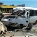 COMPÁRTELO - Vídeo - Dos muertos en un accidente en la carretera Sánchez de San Cristóbal