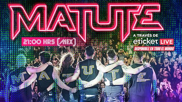 """Todo listo para la próxima presentación virtual de la banda ochentera """"Matute"""""""