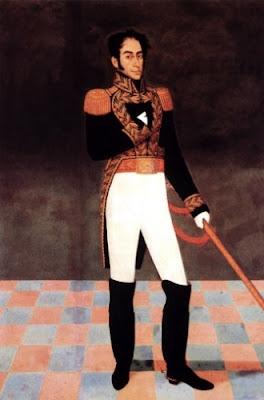 Retrato de Simón Bolívar más Parecido