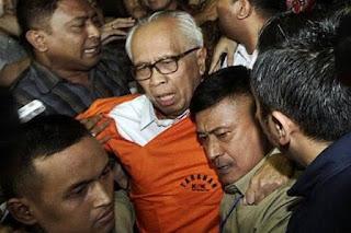 Beredar Surat dari Napi Koruptor OC Kaligis, Minta Panglima TNI Tangkap HRS
