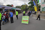 Mantapkan Kampung Sehat, Relawan Forum Kadus Desa Kuripan Ikut Edukasi Masyarakat Dalam Operasi Non Yustisi Imbangan