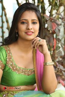 Actress Nikitha Bisht Stills in Lehenga Choli at Pochampally Ikat Art Mela Launch  0318.JPG
