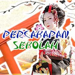 Percakapan Bahasa Jepang tentang Sekolah