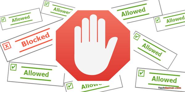 Cara Cepat Memblokir Iklan  Google Adsense
