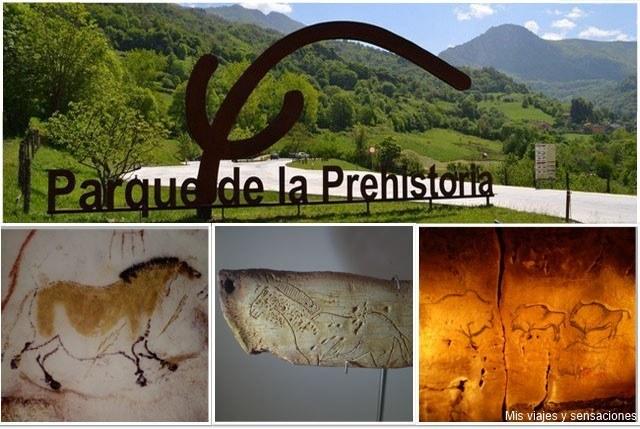 Museo Parque de la Prehistoria en Teverga, Asturias