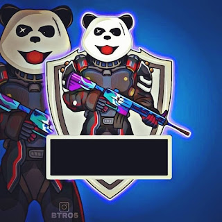 Panda Pubg Logo without Text