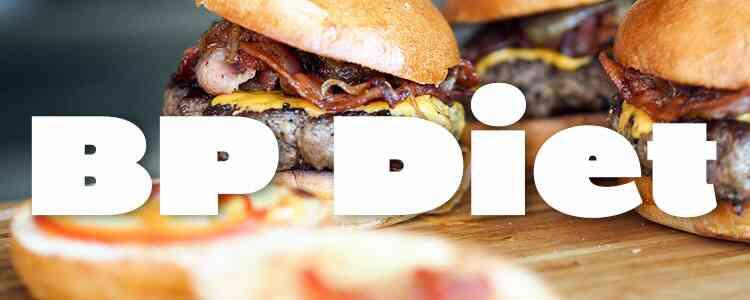 BP Diet Free Font Download