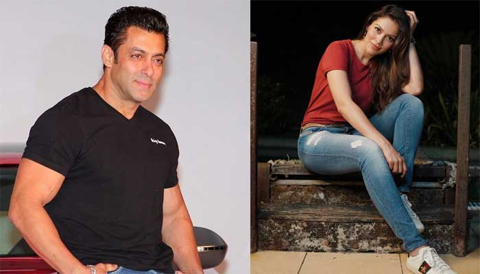 Salman Khan Is Going To Do A Short Film With Waluscha De Sousa