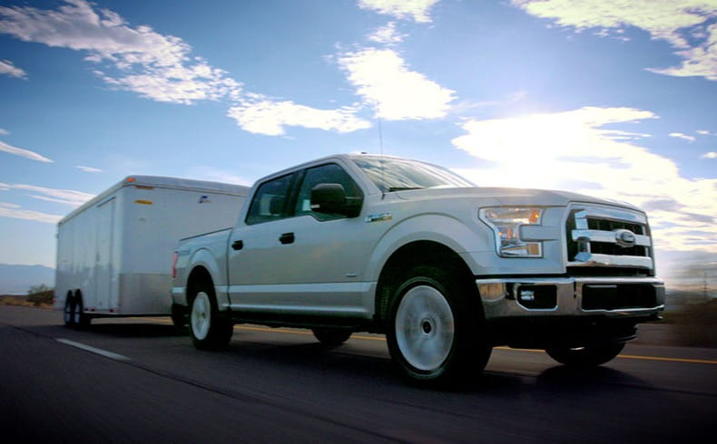 Recall On Ford F150 Trucks