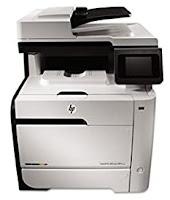 HP LaserJet Pro 400 color MFP M475DN mise à jour pilotes imprimante